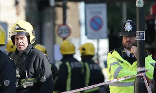 Theresa May condemns 'cowardly' Parsons Green bombing after chairing emergency committee but says the terror threat level does NOT need to be raised after the fifth terror attack in Britain this year