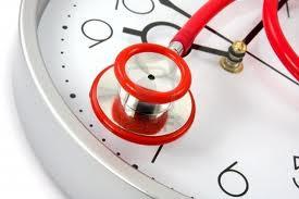 Resultado de imagen de tiempo medico
