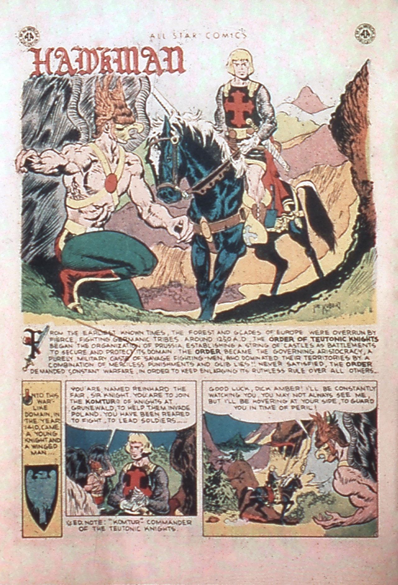 Read online All-Star Comics comic -  Issue #24 - 8