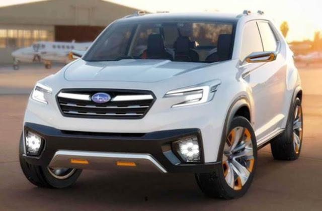 2018 Subaru Tribeca Replacement Price