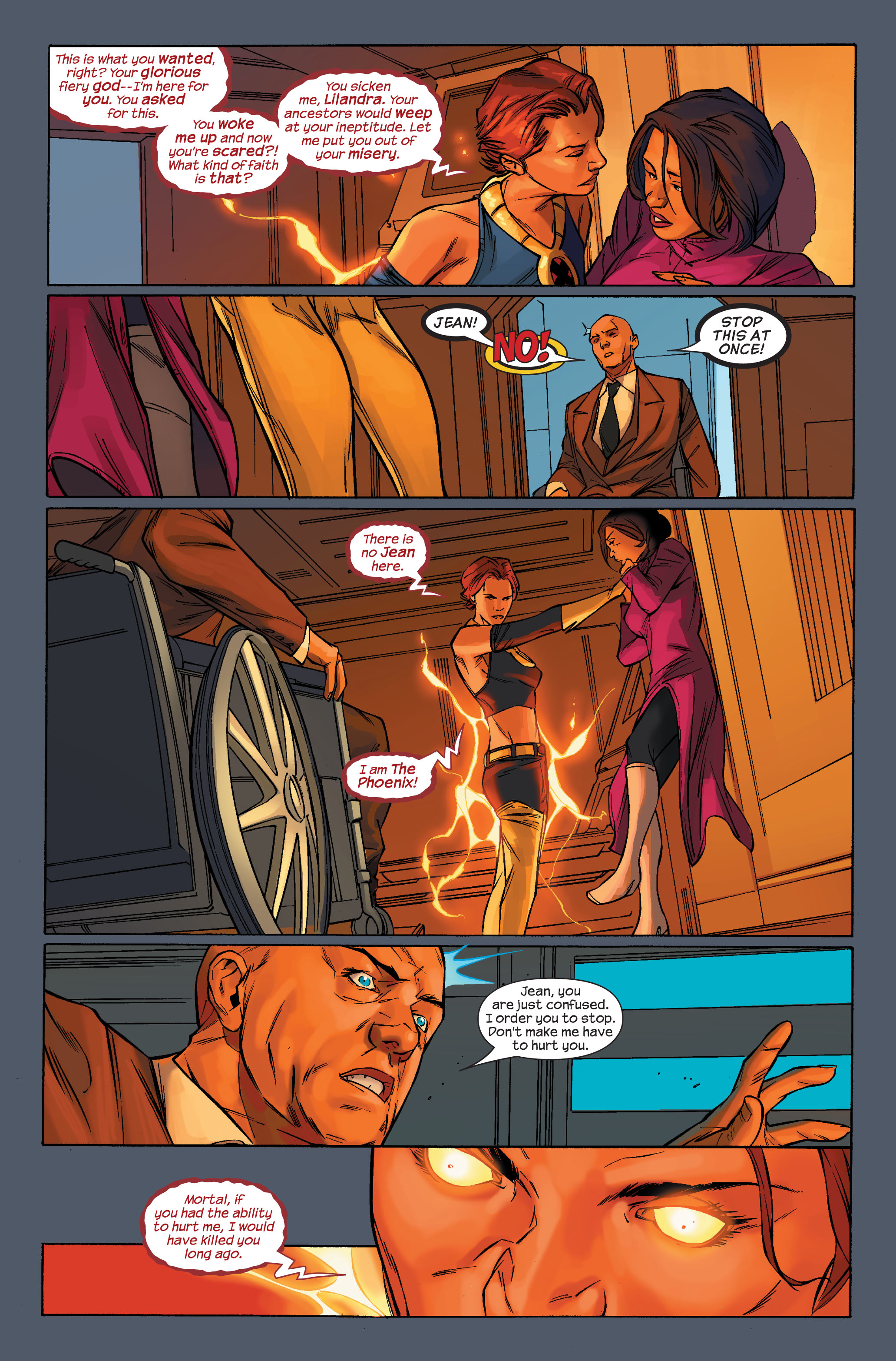 Read online Ultimate X-Men comic -  Issue #71 - 8