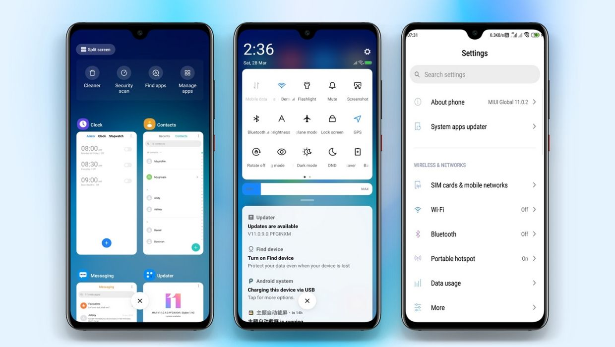 One Ui Q MIUI 11 Theme