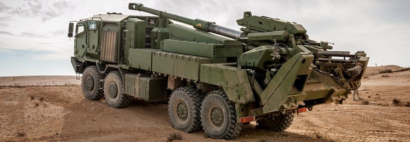 TOP 10 NEW WHEEL SELF-PROPELLED ARTILLERY SYSTEMS