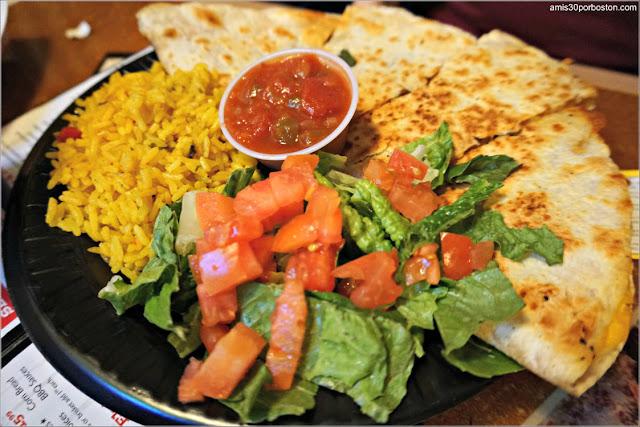 The American BBQ: Quesadillas