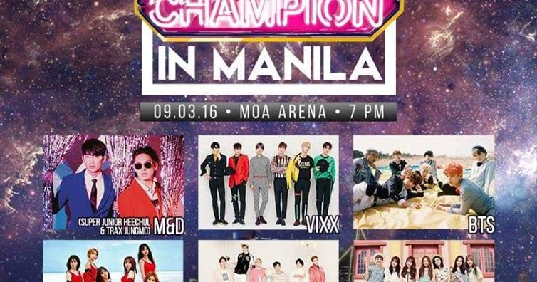 Exo Concert 2018 Philippines >> philippines | Daily K Pop News