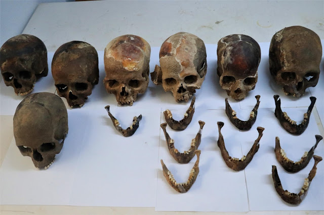 Early Bronze Age cave burials found in southern Turkey