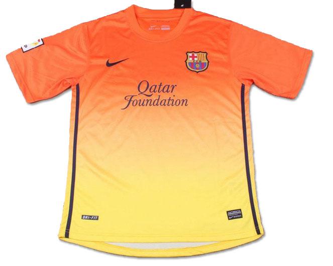 Equipaciones  FC Barcelona temporada 2012-2013 ~ tres4tres 9fd416d112d