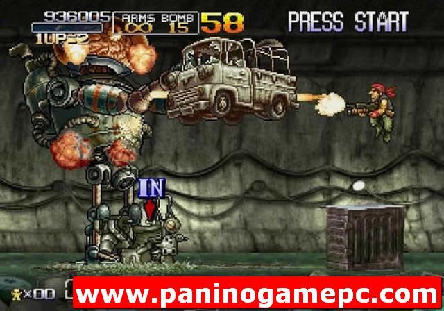 Metal Slug 5 ROM Download for Neo Geo