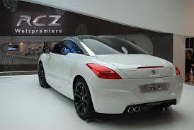 Peugeot RCZ-R