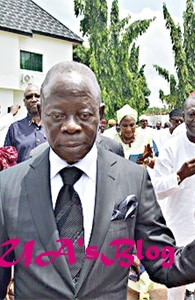 I am the CEO of APC – Oshiomhole fires at party's legal adviser, Ogala