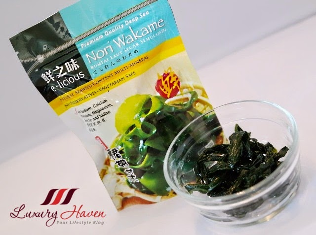 elicious nori wakeme recipe ideas