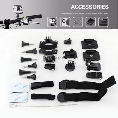 Action Camera Kogan Non WiFi - HD1080P 12MP