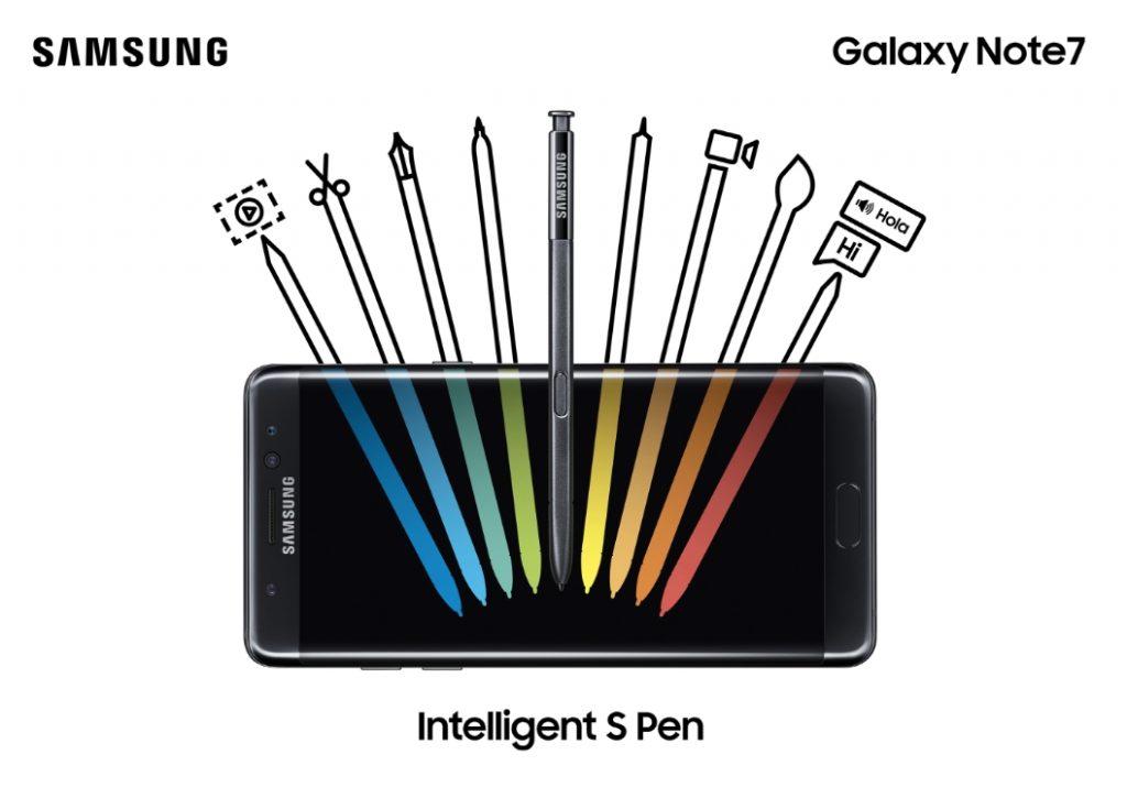 سعر ومواصفات Samsung Galaxy Note7 بالصور والفديو