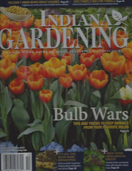 Contributing Writer for Indiana Gardening Magazine