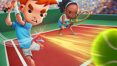 Super Tennis Blast Review