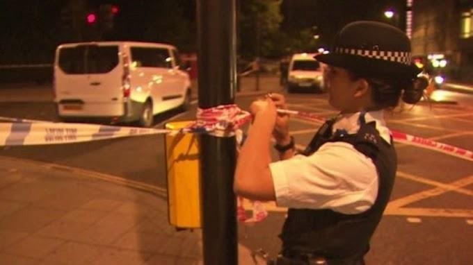 One dead, five hurt in London attack