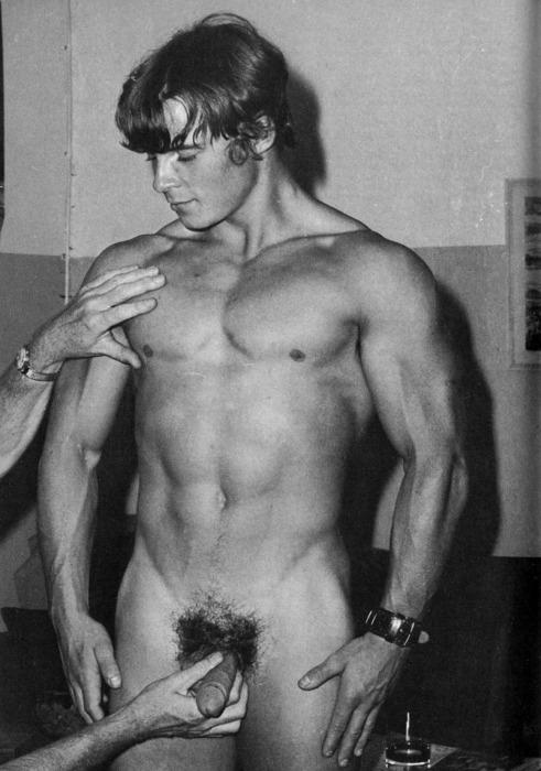 ретро фото голых мужчин эротика