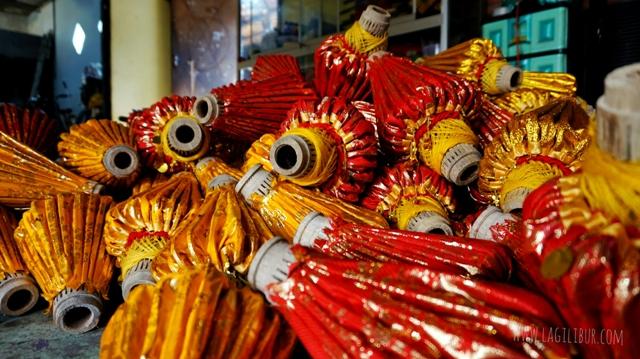 Payung Dekorasi Ngudi Rahayu Juwiring Klaten