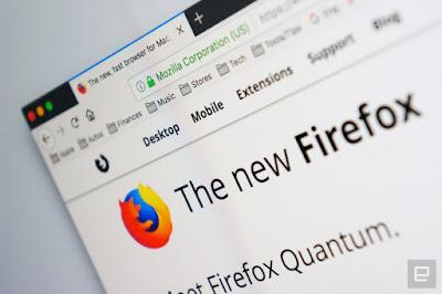 Firefox 2018
