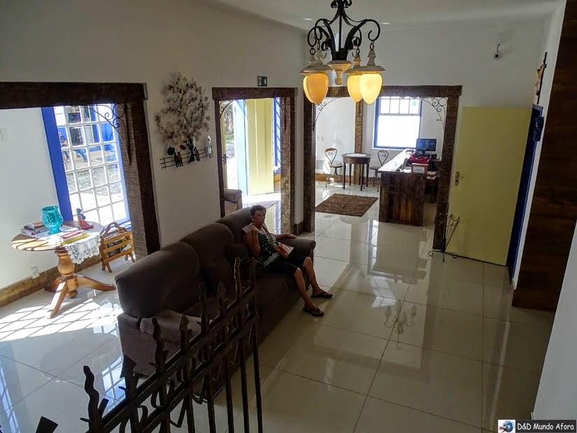 Onde ficar em Tiradentes - review pousada Solar das Gerais