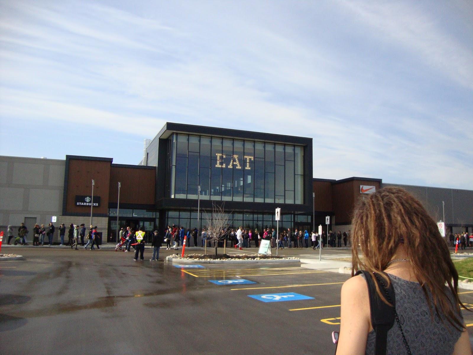Food Court Outlet Mall Winnipeg