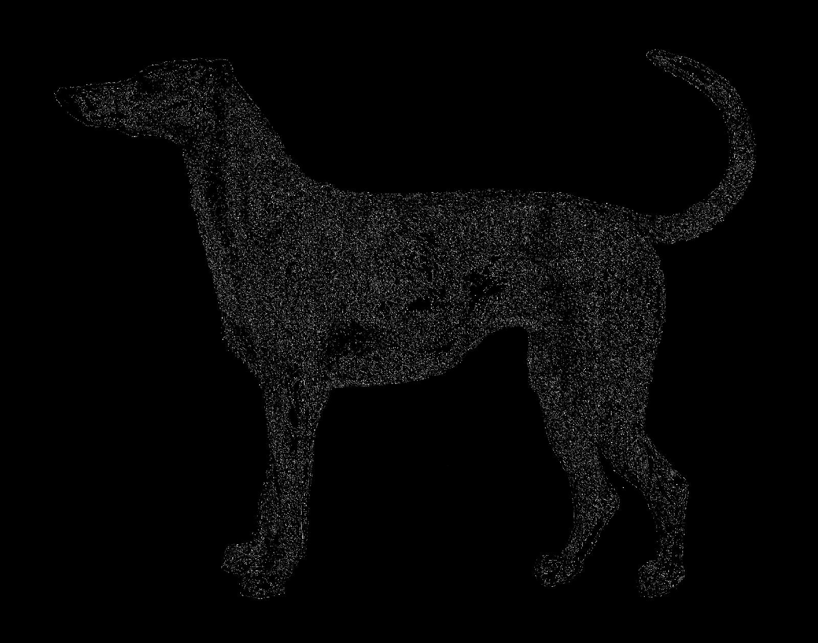 Digital Stamp Design Free Printable Dog Breed Clip Art