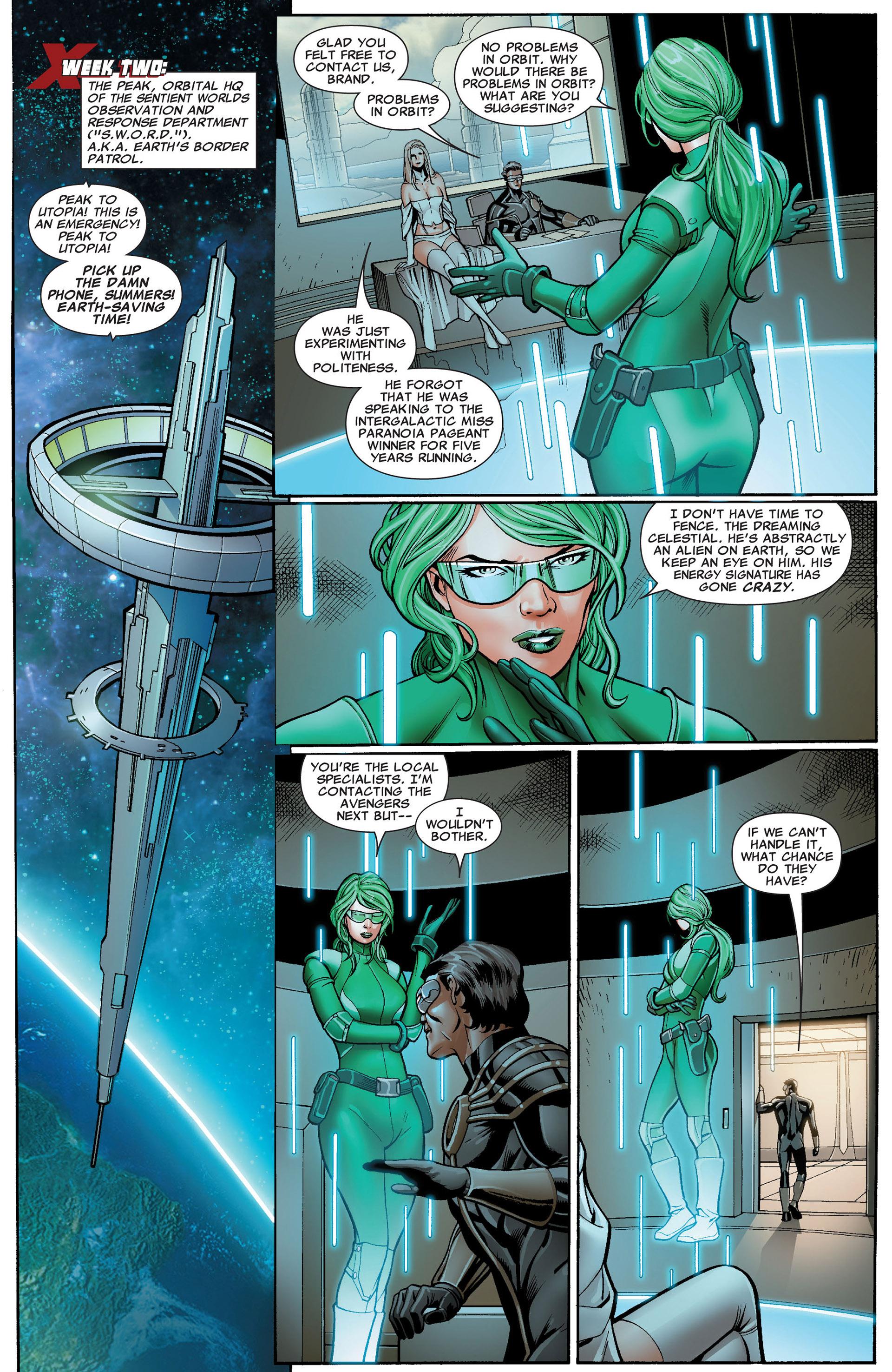 Read online Uncanny X-Men (2012) comic -  Issue #1 - 13