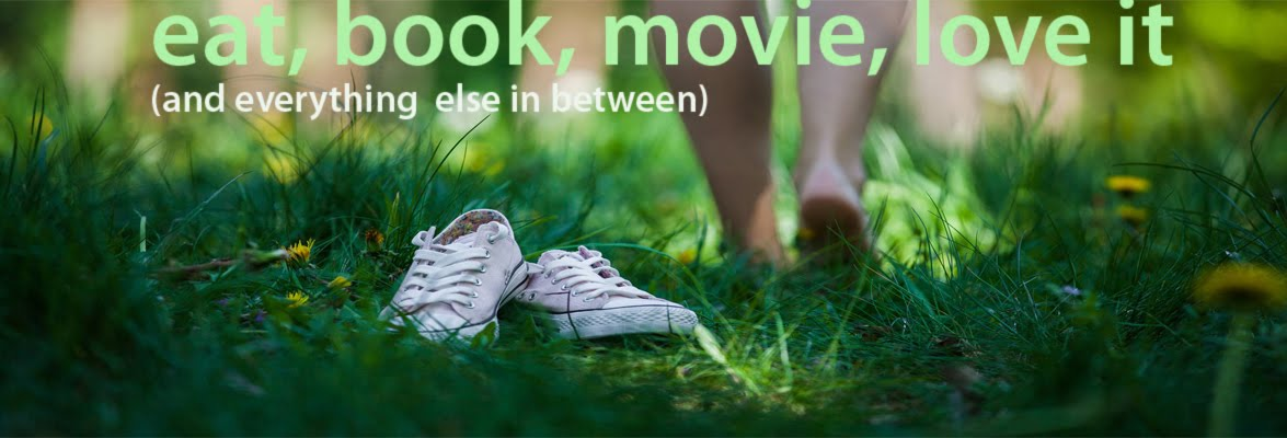 eat book movie love it ( and everything else in between)