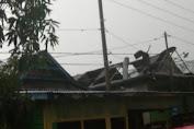 Korban Angin Kencang di Soppeng Belum Terima Bantuan