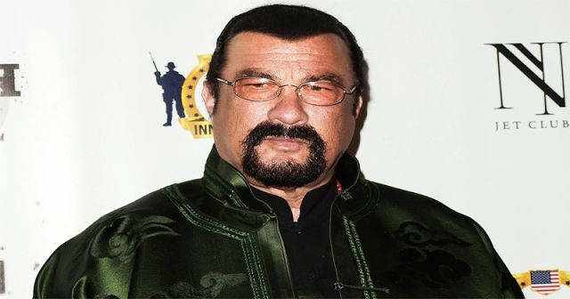 "WATCH:  "" Duterte Is A Very Good President"", Philippines is more safer - Steven Seagal"
