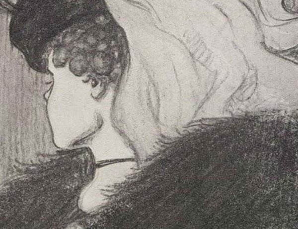 Después de un siglo: revelado el secreto de la pintura Mi mujer y mi suegra