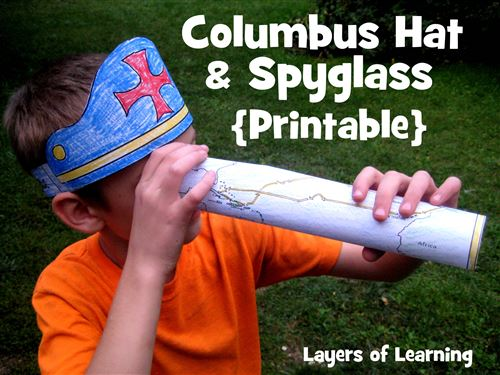 Unique Columbus Day Crafts For Preschool