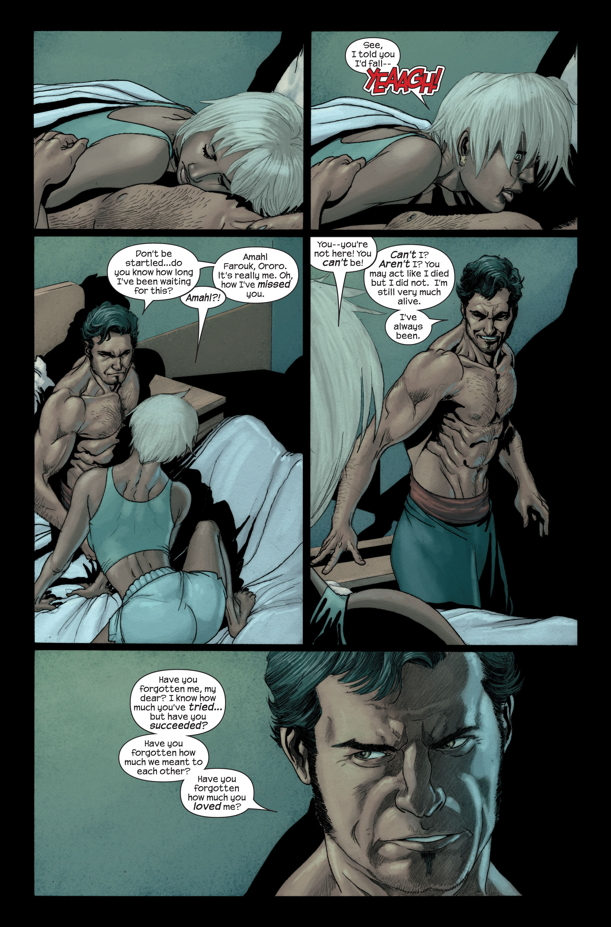 Read online Ultimate X-Men comic -  Issue #89 - 8