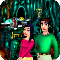 Games4escape Alien Loves Predator Rescue Walkthrough