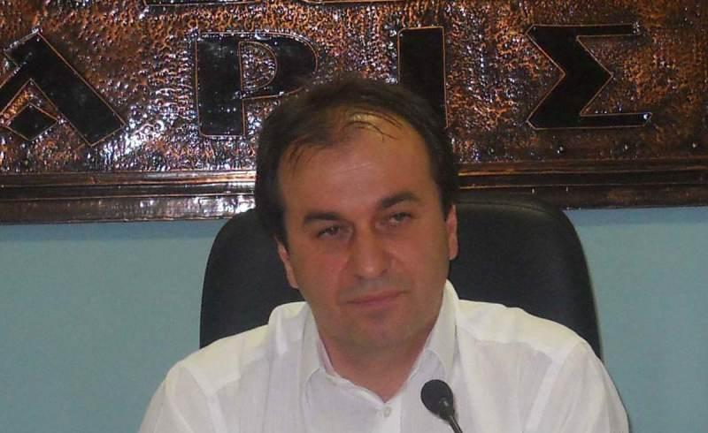 Τις θέσεις του για το Επιμελητήριο Λάρισας παρουσιάζει ο Σωτήρης Γιαννακόπουλος
