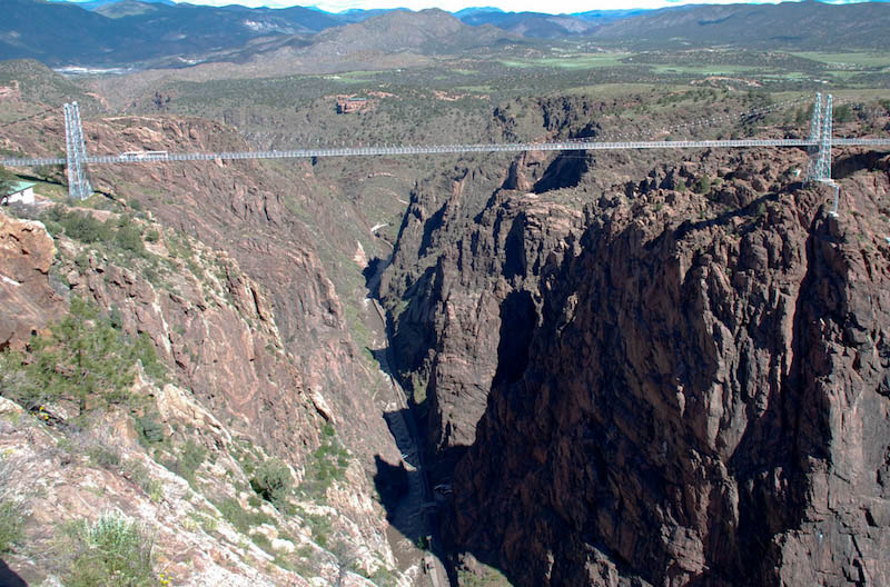 Royal Gorge Bridge (Colorado)