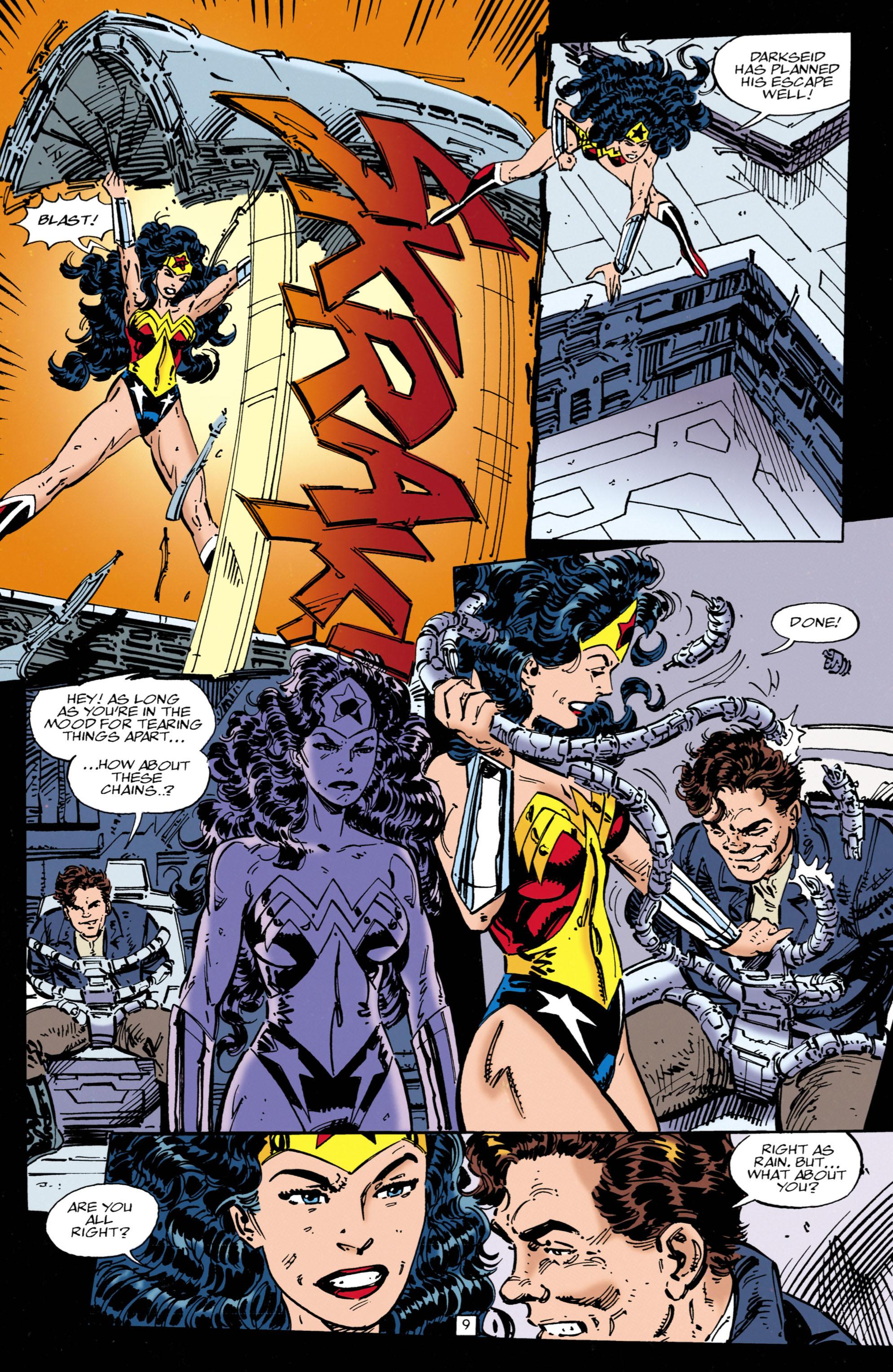 Read online Wonder Woman (1987) comic -  Issue #102 - 9