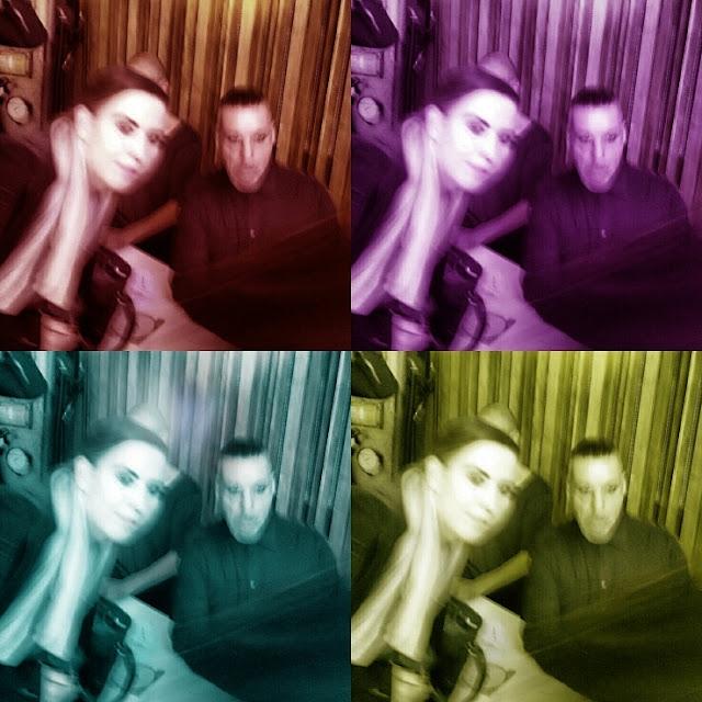 Selfie mit Till Lindemann