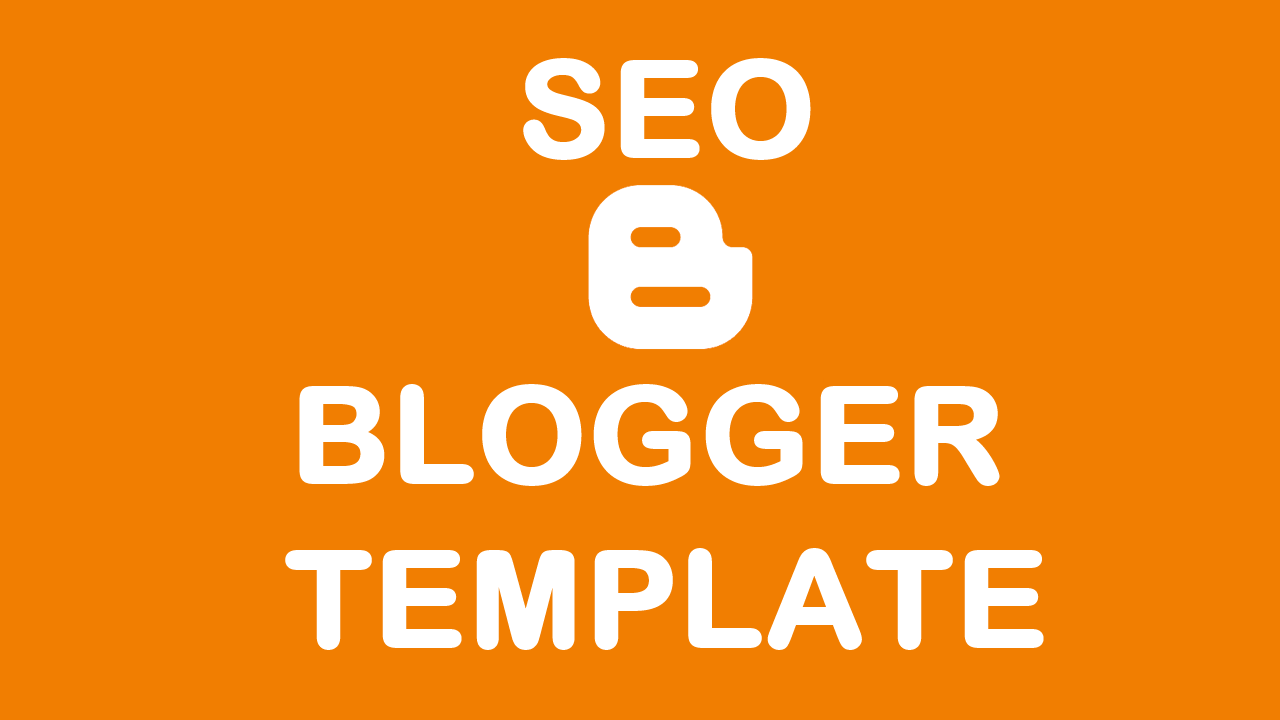 Template Blogspot SEO Friendly Gratis 2016