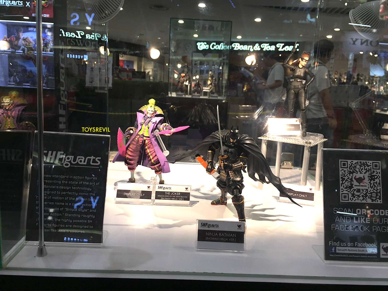 S H Figuarts Batman Ninja The Joker From Tamashii Nations