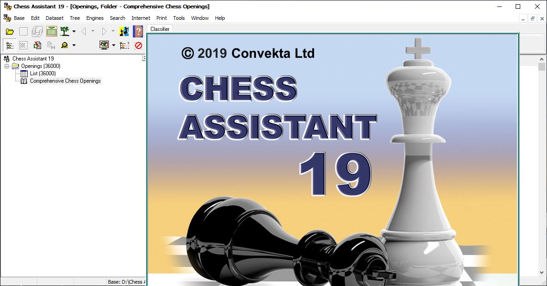 Chess Assistant 19 v12 00 0 - Nadierra