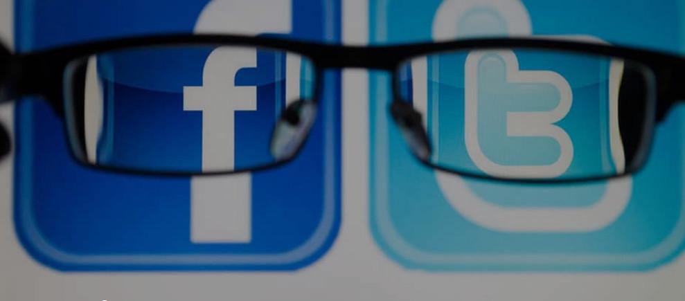 دراسة: خصوصيتك في خطر حتى بدون استخدام فيسبوك أو تويتر