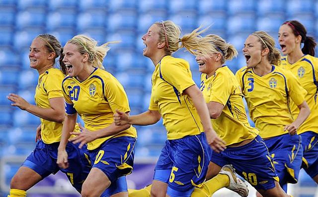 Hasil Sepak Bola Olimpiade 2016 Turnamen Putri