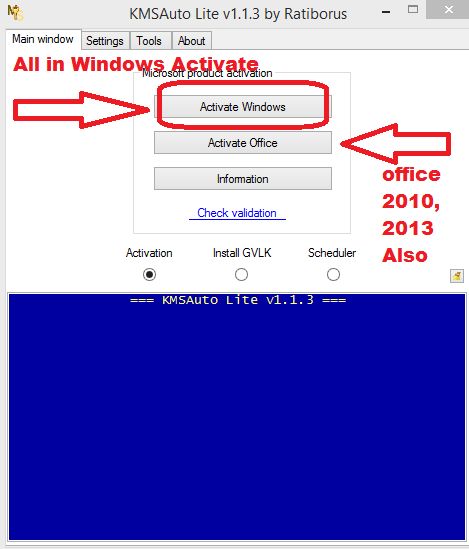 windows vista activator torrent