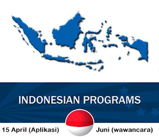 Beasiswa penuh untuk pelajar indonesia (Fullbright AMINEF)