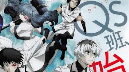 Tokyo Ghoul:re Episódio 14
