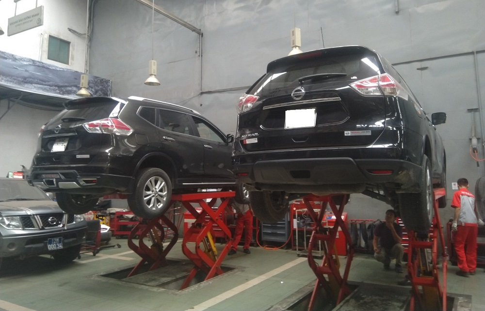 X-Trail bị rò rỉ dầu, Nissan Việt Nam nói gì?