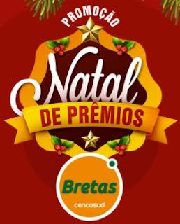 Promoção Bretas Supermercados Natal 2017 De Prêmios Salário Vale Compras
