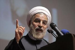 Kukuhkan Hubungan antar Sesama Aliran Syiah, Hassan Rouhani Berkunjung ke Irak