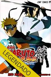 Naruto Filme 05: Laços – Legendado